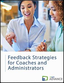 Insight ADVANCE Feedback Strategies ebook Cover