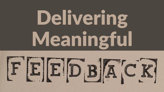 Melanie-giving-feedback