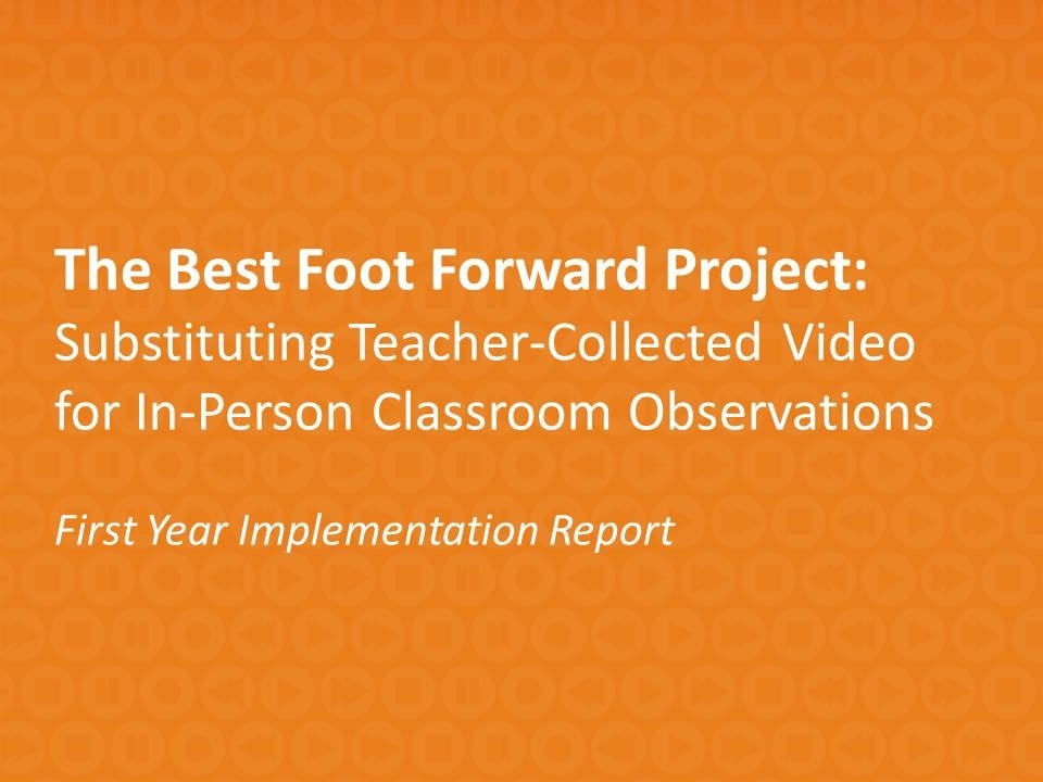 Best Foot Forward Project