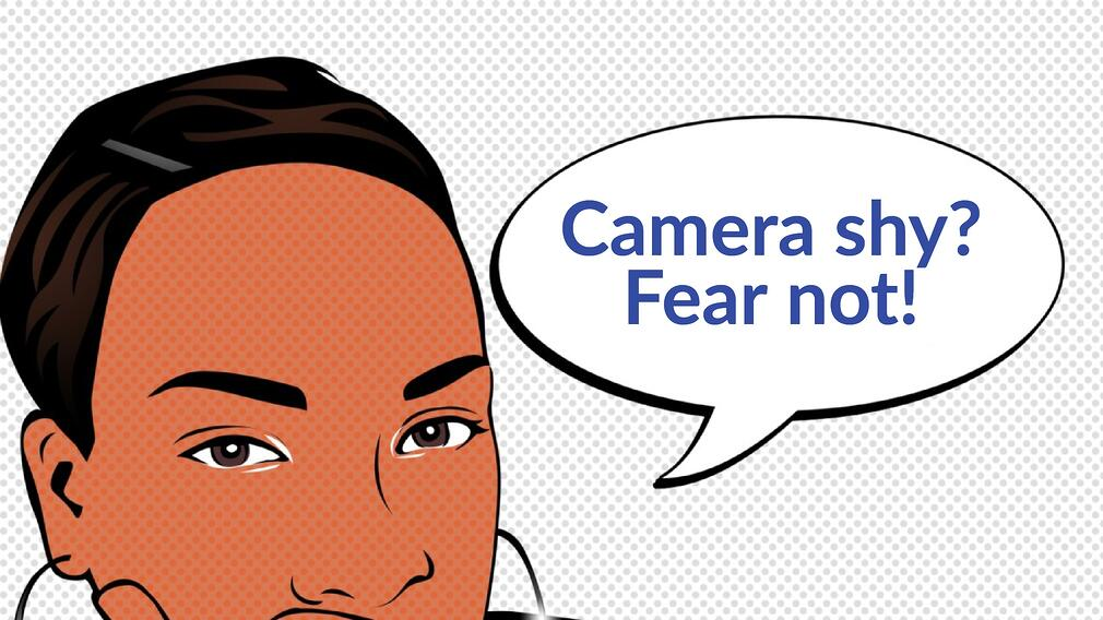 Sarah Jane Thomas - Camera Shy? Fear Not!