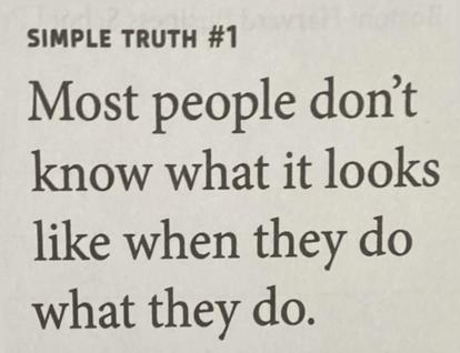 truth #1
